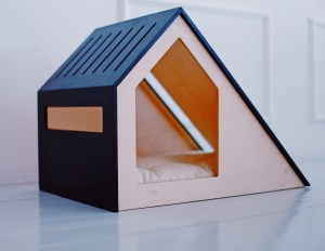 Cat and dog house