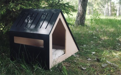 Cats and dogs house