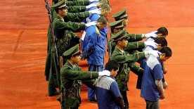 Северная Корея публично устроила казнь