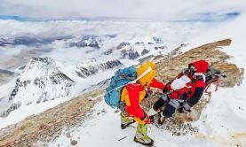 Неопознанные тела на горе Эверест