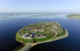 Казань не покорная и город Свияжск