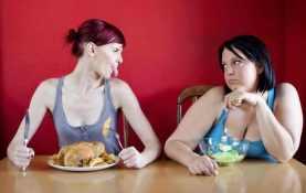 Почему некоторые едят что, хотят, и не полнеют?