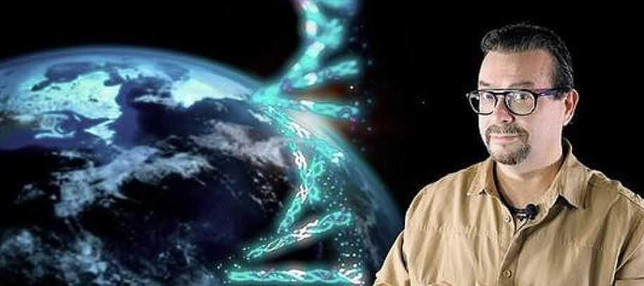 """Доктор Эллис Сильвер: """"Люди не с Земли: научная оценка доказательств""""."""