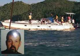 Мумифицированный капитан найден на яхте, спустя 7 лет