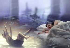 Почему человек падает во сне и вздрагивает?