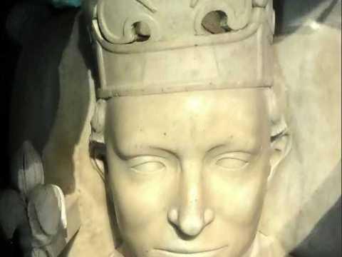 Карл VI Безумный - король Франции.