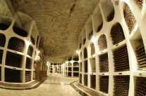 Огромный, подземный город - мечта любителей вина
