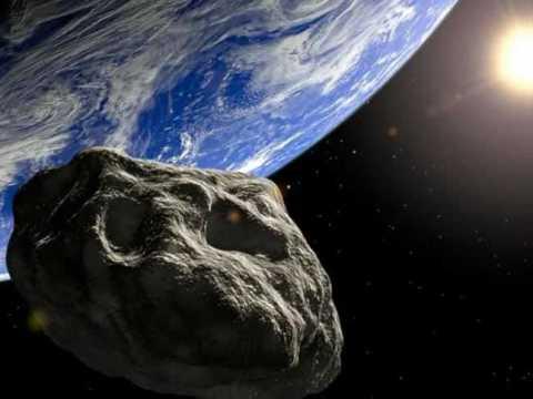 Астероид Апофис.