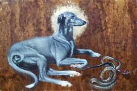 Святая собака: легенда о Гинфорте