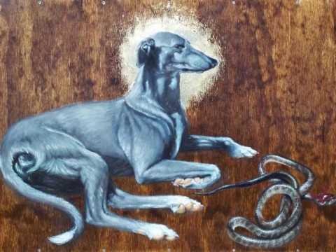 Святая собака Гинфорт.