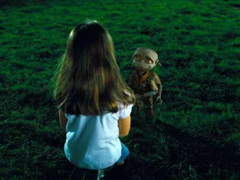 Маленькие инопланетяне.