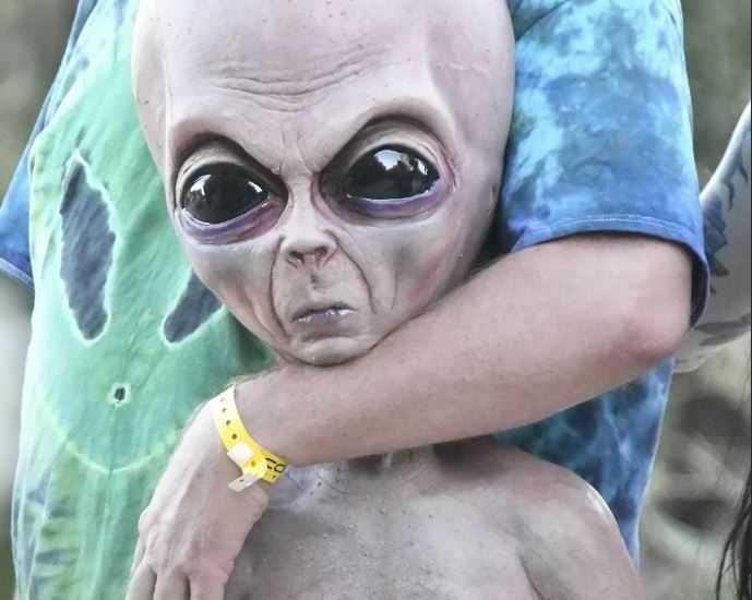 Инопланетяне существуют!