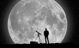 Дистанционное наблюдение Луны и сага Леонарда