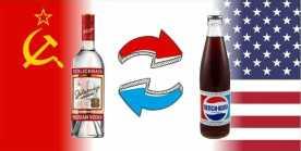 Как, Пепси обзавелась судами советского военного флота