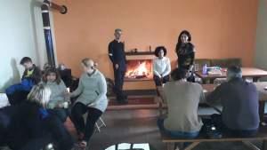 Εστιατόριο Σαλόνι - Καταφύγιο Κορομηλιά στον Όλυμπο