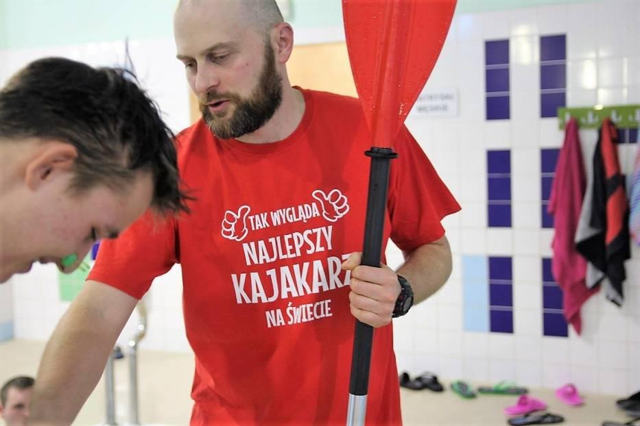 Złotowski Trening Kajakowy dzień po