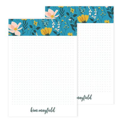 erin condren wild flowers- spring stationery essentials