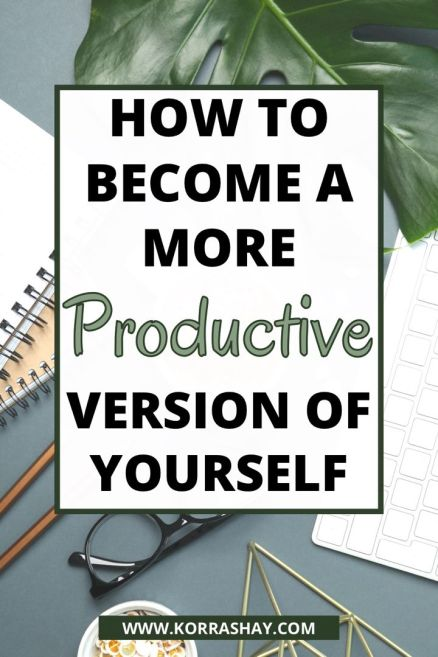 7-Day Plan to Boost and Increase Productivity