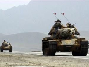 Einmarsch der türkischen Armee im Nord-Irak, Februar 2008