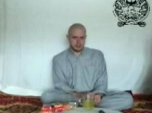 ein amerikanischer Gefangener der Taliban