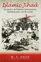 M.A. Khan, Islamic Jihad. Buchcover
