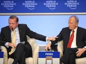 Recep Tayyip Erdogan (Türkei), Shimon Peres (Israel), Weltwirtschaftsforum Davos