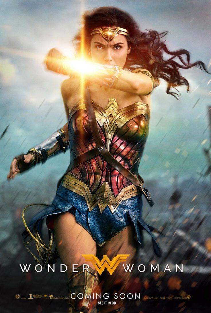 Wonder Woman Movie Review  Korsgaard's Commentary