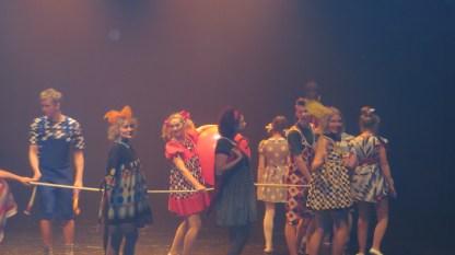5. Spektaklio pradžia