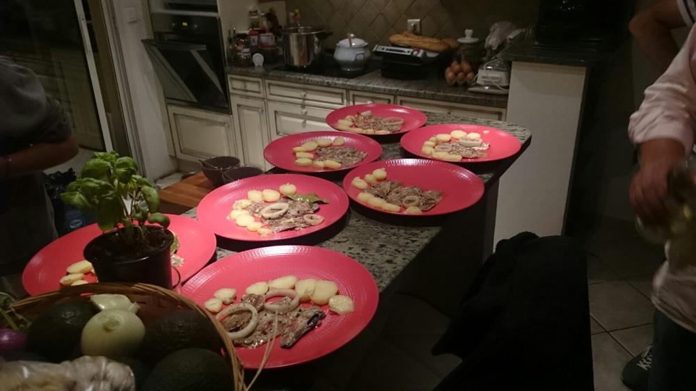 """Der Glücksgriff mit dem Bed & Breakfast """"Chez Veronique"""""""