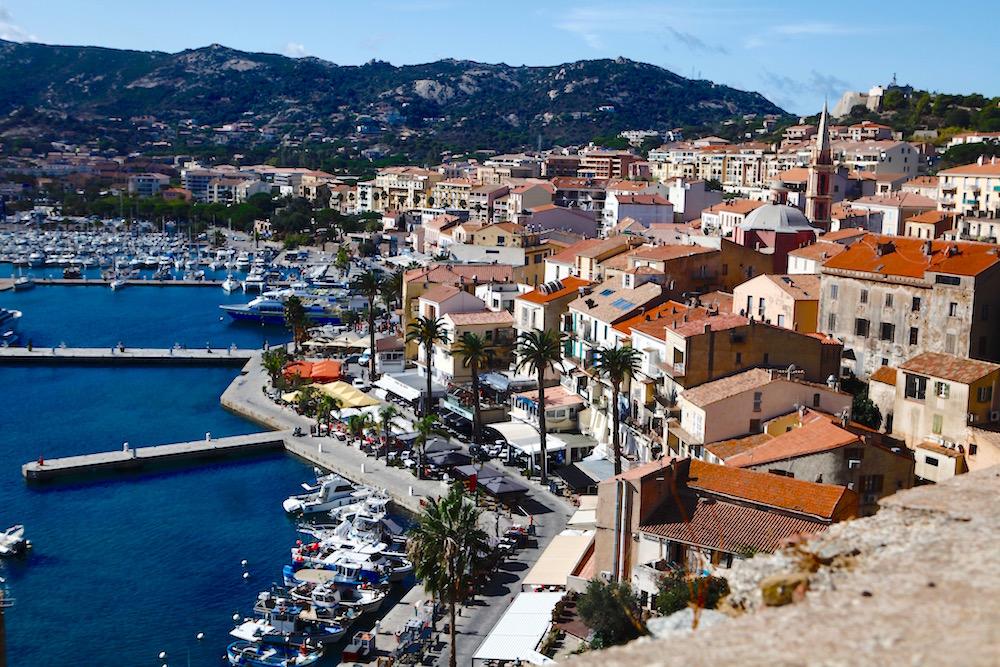 Calvi – die kleine Stadt auf Korsika