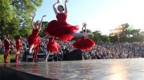 Korsør Kulturhus er selvfølgelig med igen når Nikolaj Hübbe til næste sommer 2018 præsenterer Den Kgl. Ballet i Korsør Bypark.