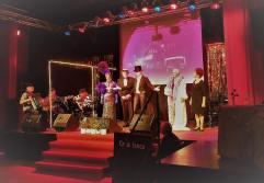 Det er altid noget af et tilløbsstykke i Kulturhuset når Korsørs lokale teaterforening, CasaBlancas, træder op.