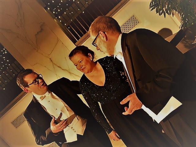 When you wish upon a star - så får man en fantastisk og udsolgt Julekoncert med smuk lyd og lys, i smukke omgivelser og et veloplagt publikum – og det fik vi så sandelig mandag aften i Korsør Kulturhus!