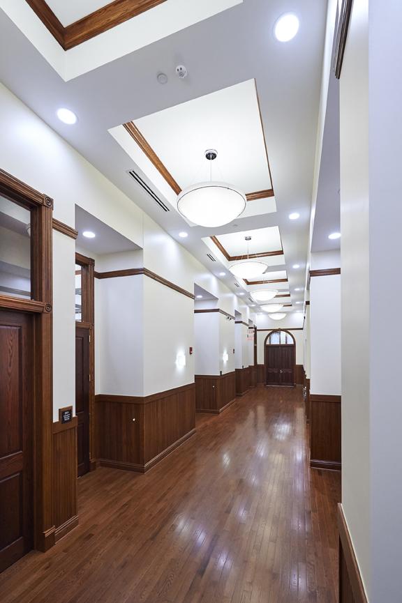 Historic Renovation Washington County Courthouse  Korte