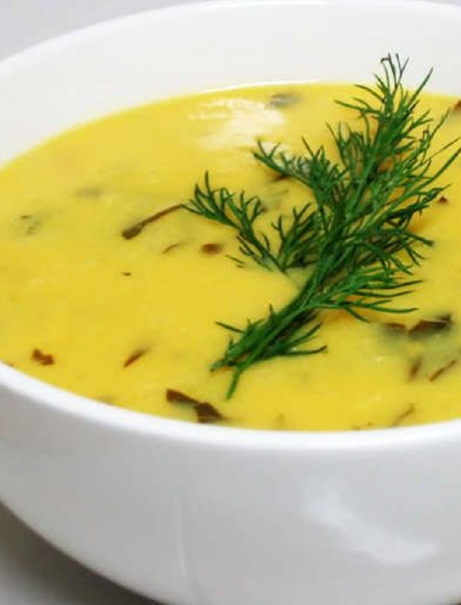 Greek Avgolemono
