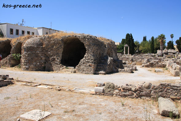 Ancient Agora photo