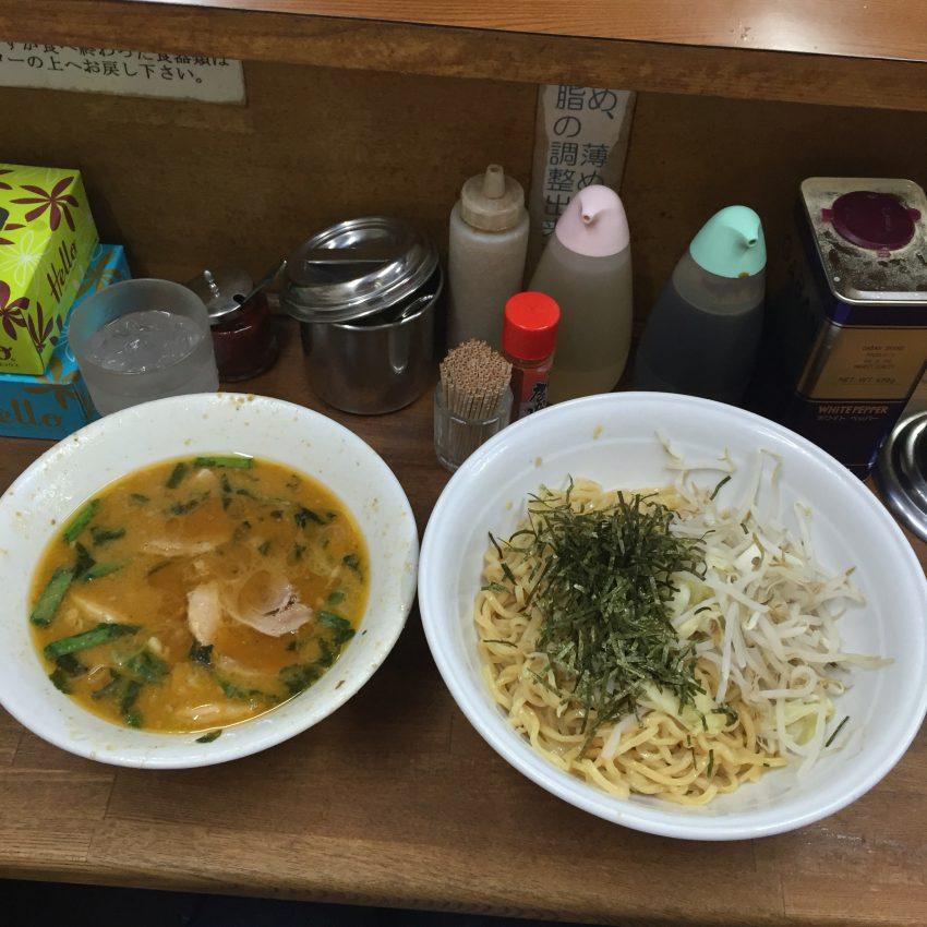 ラーメン麺徳 東上野店 – 大味噌つけ麺