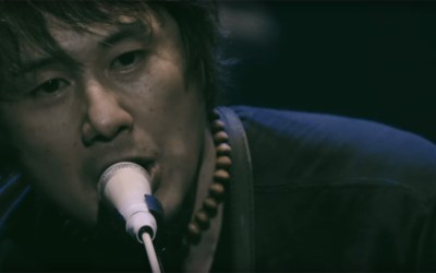 Ken Yokoyama- I Won't Turn Off My Radio- from DEAD AT BUDOKAN RETURNS