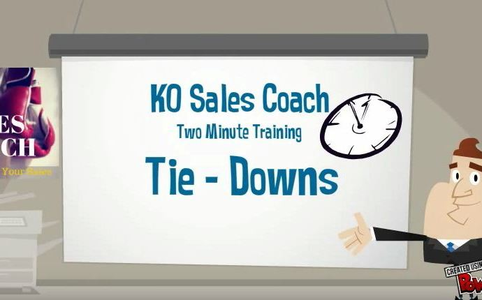 How to Use Tie-downs