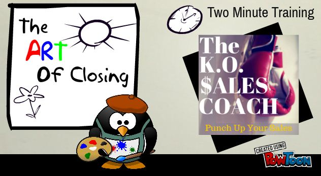 ART Of Closing