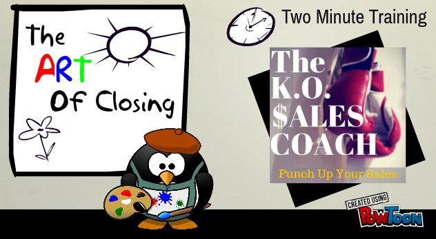 ART Of Closing