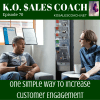 One Simple way to Increase Customer Engagement