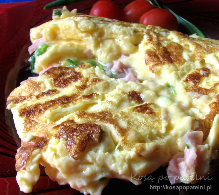 Omlet a'la Mama