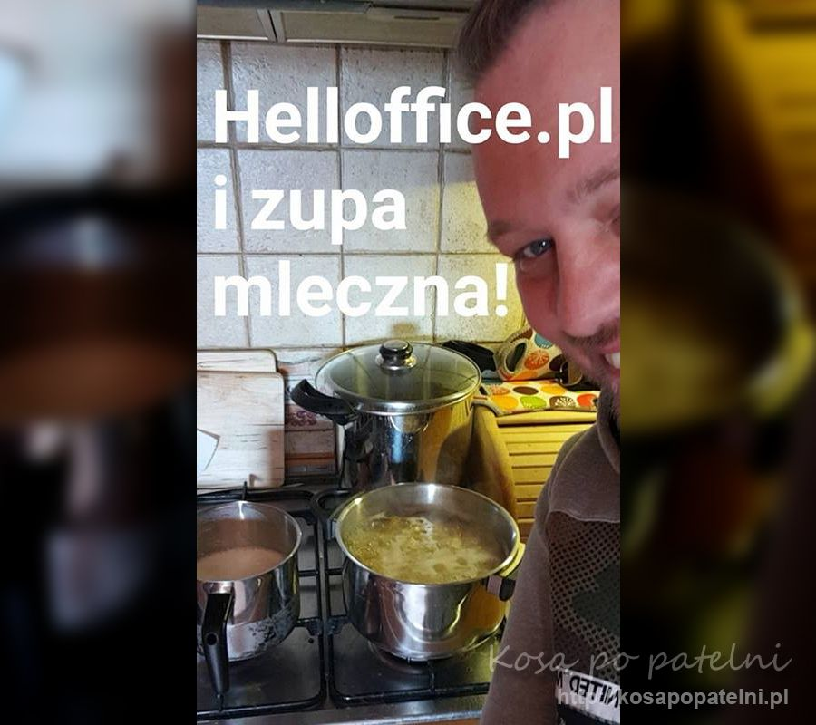 Zupa mleczna by HellOffice