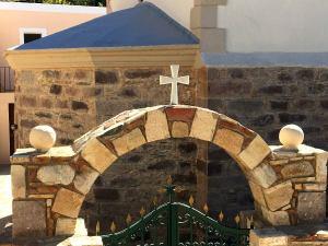 Kirche in Assomatas, Bergdörfer von Kos