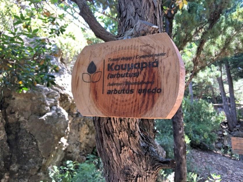 Natur Park in Zia