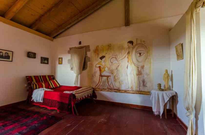 Zimmer im Hippocrates Garden