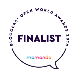 Finalist Blogger Award Momondo