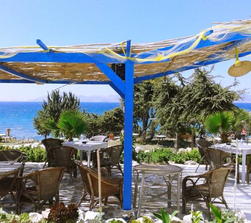dophin bay auf kos in mastihari Lieblingsrestaurants in Mastichari