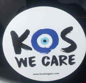 KOS WE CARE Aufkleber